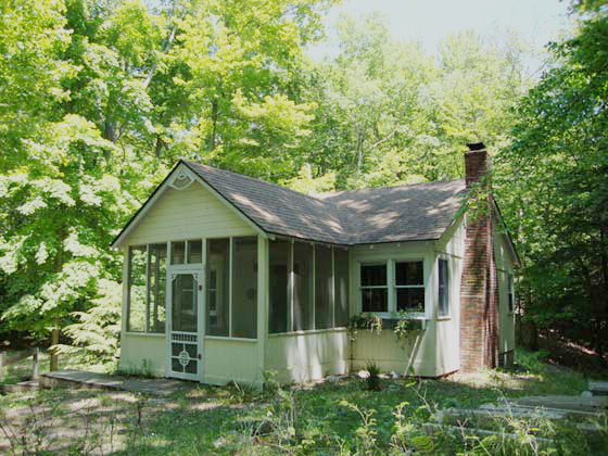 Vacation Rental Cottage by Lake Michigan